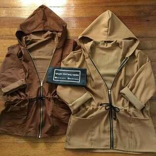 Parka Jacket (unisex)