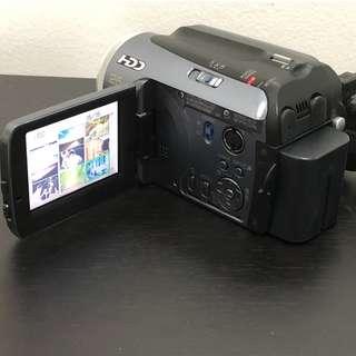 JVC Everio Hard Disk Camcorder