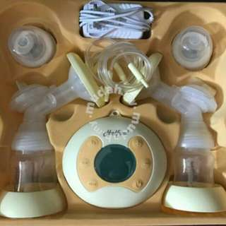 Halford duo Breast Pump