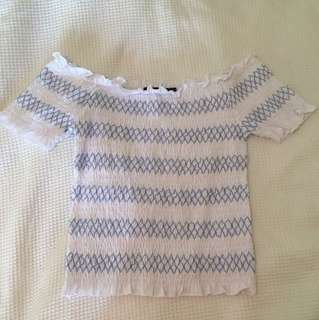 Glassons off shoulder top