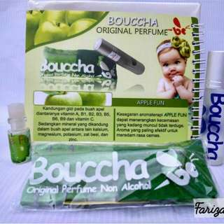 Bouccha original kids perfume non alcohol aroma Apple Fun