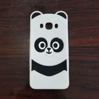 Cas 3d Cute panda samsung j5 2016