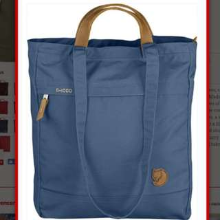 *PRICE DROP* Fjallraven Totepack No. 1