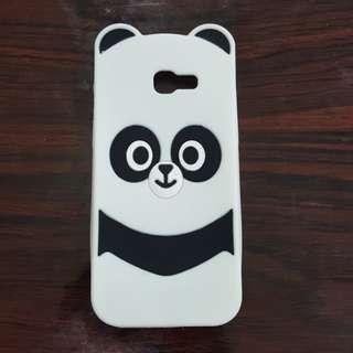 Case 3d cute panda Samsung A5 2017