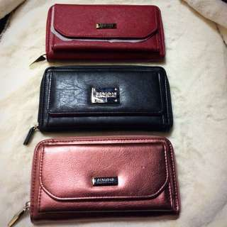 Kenneth Cole Reaction Wallets