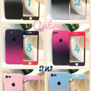 Cp Ombre Cases 2 in 1
