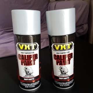 VHT hi temp caliper paint (aluminum)