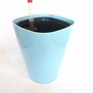 Self-watering gardening flower pot - Size M (Office use)