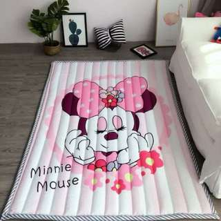 Washable Anti-slip Thick Cotton Playmat
