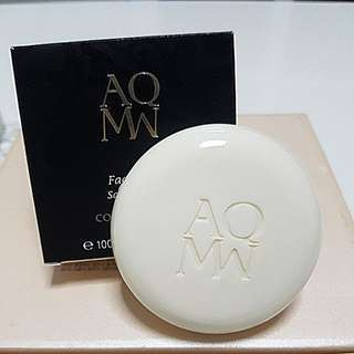 Cosme Decorte AQMW Facial Bar 100g