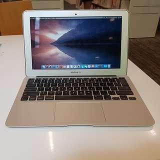 """2013 Macbook Air 11"""""""