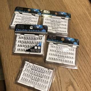Ardell individual lashes - 5 packs