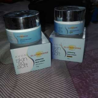 Face Cream day and night