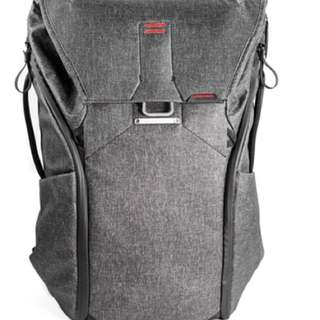 Peak Design Bag Pack 20L Charcoal