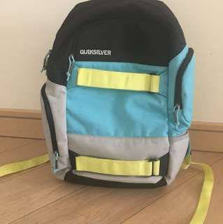 Quick Silver Back Pack