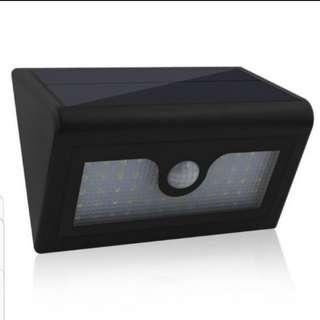 50 LED Solar Power Motion Sensor Light