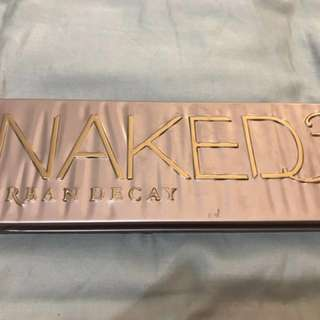 Naked eyeshadow