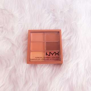 N.Y.X Concealer and Contour
