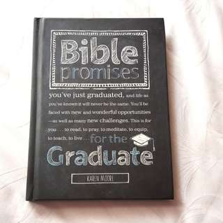 Bible Promises for the Graduate (Karen Moore)