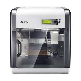 XYZ DaVinci 1.0 3D printer - works will all filaments