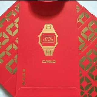CASIO 2018 Red Packet