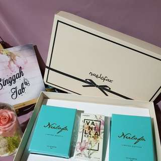 Neelofa Limited Edition Perfume set ~ Not to be missed
