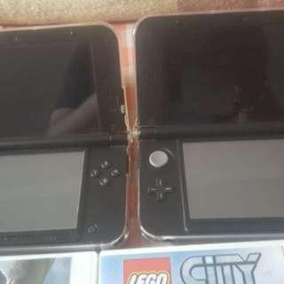 Nintendo 3DS XL X 2