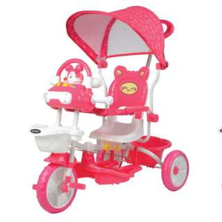 baby Tricycle with music playing/rocking horse/kids ride-on/racing car/push