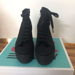 Jeffrey Campbell Asif boots