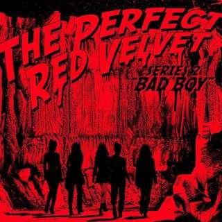 [GROUP ORDER] RED VELVET - THE PERFECT RED VELVET