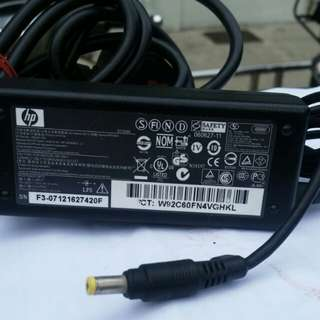 hp original laptop charger 18.5v..3.5A good condition only  $15