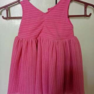 Preloved Pink dress