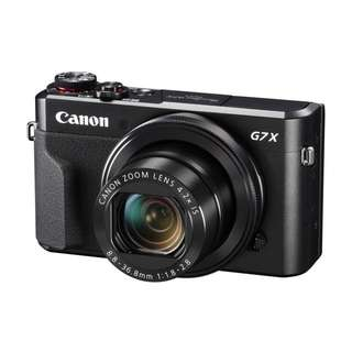 CANON Power Shot G7X II