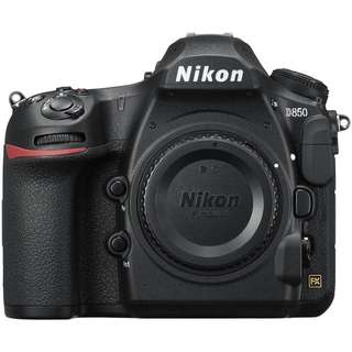 Nikon D850Body with MB-D18 Battery Grip