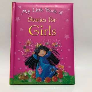 Stories for Girls (brand new)