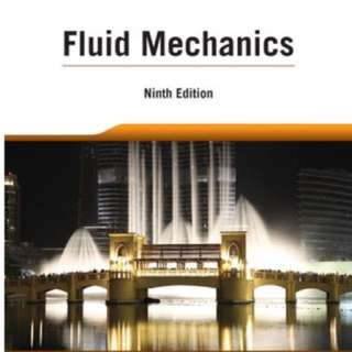 Fluid mechanics textbook CN2122