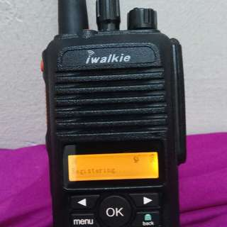 iWalkie Talkie HJ780