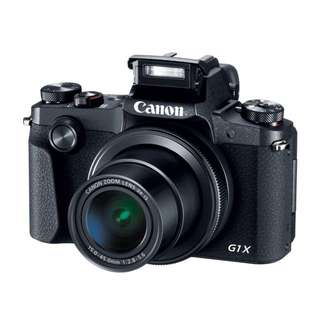 CANON Power Shot G1X Mark III