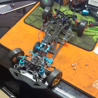 VDF Drift RC Car Roller