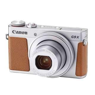 CANON Power Shot G9X II