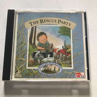 Percy the park keeper- The rescue party