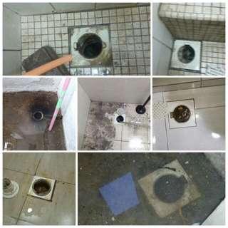 Repair saluran paip tersumbat