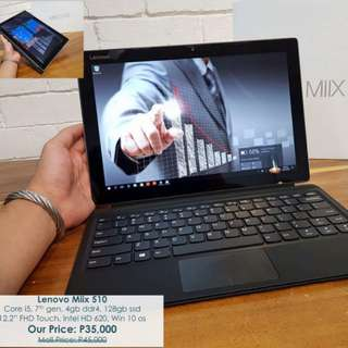 Brandnew lenovo mix 510-12
