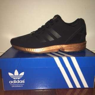 Adidas ZX Flux - black/rose gold