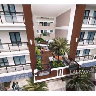 2 bedroom condo unit for sale in Fairway Residences