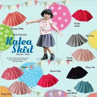 Rok anak Kalea Skirt
