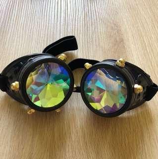 Doof goggles