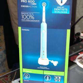 Oral-B pro600 cross action