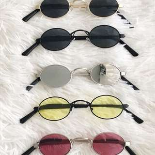Cool round small sunnies
