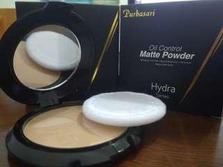 Purbasari oil controll matte powder